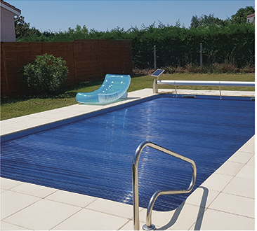 Pool Slatted covers